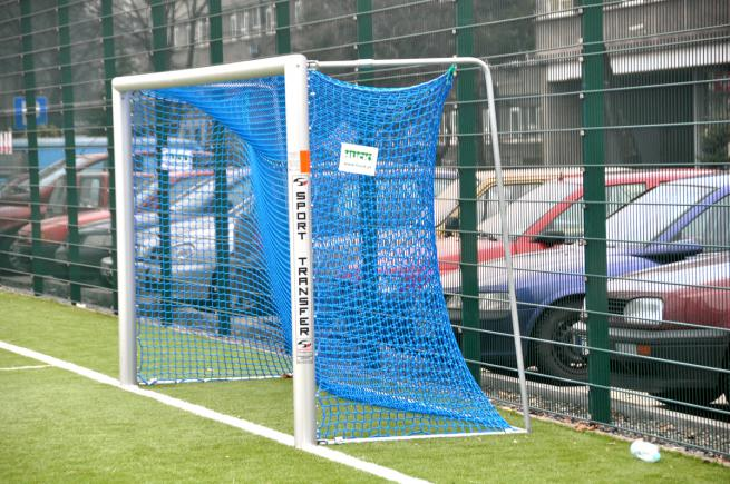 Youth football goals with sockets / 5.00x2.00 m /
